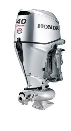 Honda Jet drive Outboards