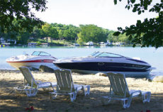 Crownline Deck Boats