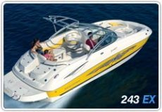 Monterey Deck Boats