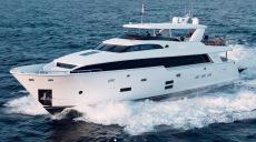 Hatteras Motor Yacht Fleet