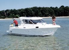 Quicksilver Activ Cabin - Cruiser