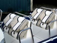 Cobra Nautique 8.6m Seating