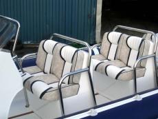 Cobra Nautique  9.0m - 10.25m Bow Sunbathing Areas