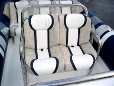 Cobra Nautique 7.5m Seating
