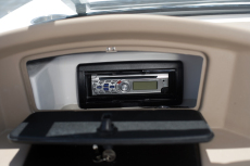Optional Clarion Stereo