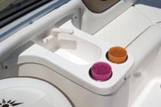 Sink in cockpit