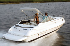 Mariah SC21 Cuddy Cabin