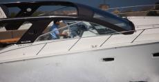 Sealin SC35 Cockpit