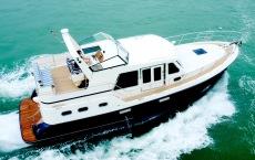 Savarna Yachts Rhein 42 SE