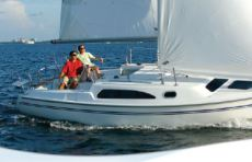 Catalina Yachts, SPORT Series, Catalina 250 mkII wing keel