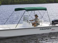 Trophy 2100 Skiff Canopy
