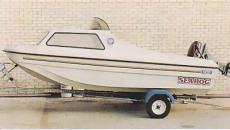 Seahog - Trio 144 Day Cruiser