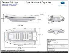 Walker Bay 310 FT Light