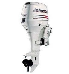 Johnson 40 HP