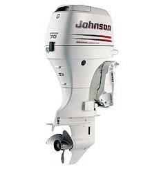 Johnson 70 HP