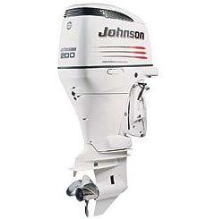 Johnson 200 HP