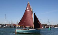 Cornish Crabber 17