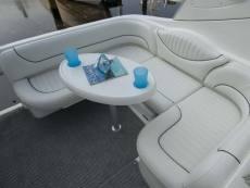 Maxum 3100 SE Cockpit