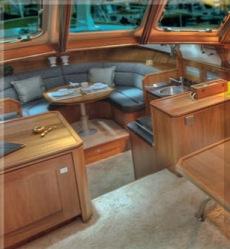Drifter CS Interior