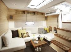 Sealine SC47 Forward Cabin