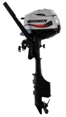 3.5HP Outboard Manual Start Long/Short Shaft