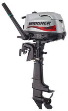 4HP Outboard Manual Start Long/Short Shaft