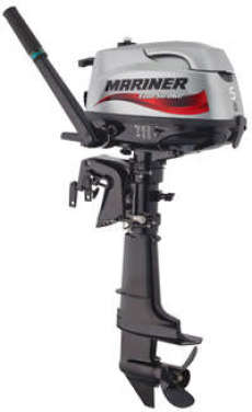 5HP Outboard Manual Start Long/Short Shaft