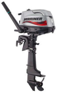 6HP Outboard Manual Start Long/Short Shaft