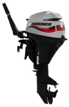 8HP Outboard Electric/Manual Start Long/Short Shaft