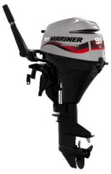 9.9HP Outboard Electric/Manual Start Long/Short Shaft