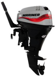 15HP Outboard Manual/Electric Start Long/Short Shaft