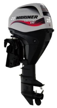 25HP Outboard Electric/Manual Start Long/Short Shaft