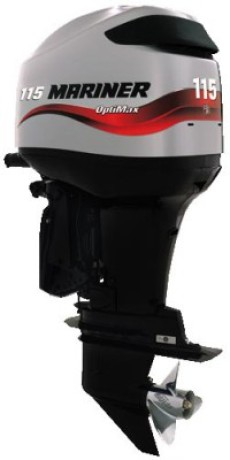 115HP Outboard Optimax XL
