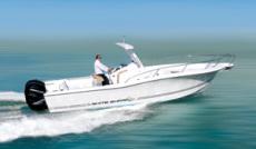 White Shark 296 Open