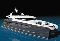 40m Sunreef Power Superyacht