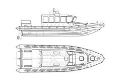 C-RIB 40 PPR Wheelhouse version 3