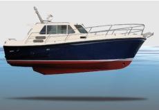 L333 Motor Cruiser