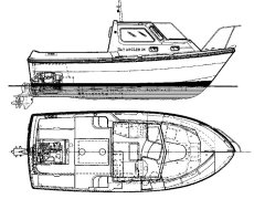 Orkney Pilot House 24 Plan