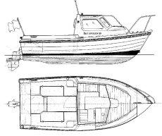 Orkney Pilot House 20 Plan