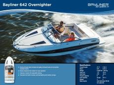 Bayliner 642 Cuddy