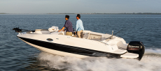 210 Deck Boat