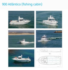 900 Atlântico (fishing cabin-small)