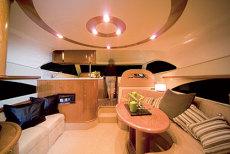 Rodman 41 Yacht Saloon