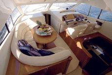 Rodman 56 Yacht Saloon