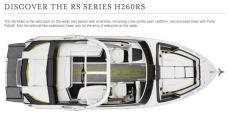 Four Winns H260 RS