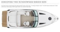 Sundowner S235