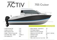 Activ 705 Cruiser