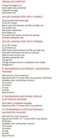 Boston Whaler - 270 Dauntless