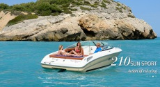 Sea Ray 210 Sun Sport