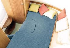 Starfisher ST-780 Cabin